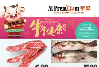 Al Premium Food Mart (McCowan) Flyer February 18 to 24