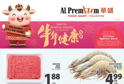 Al Premium Food Mart (Eglinton Ave.) Flyer February 18 to 24