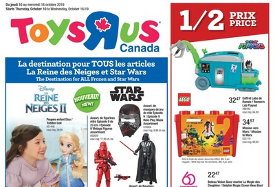 Toys R Us (QC) Flyer October 10 to 16