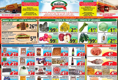 Akhavan Supermarche Flyer February 5 to 11