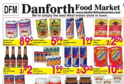 Danforth Food Market Flyer February 18 to 24