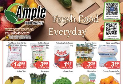 Ample Food Market Flyer February 19 to 25
