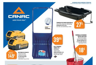 Canac Flyer February 6 to 12