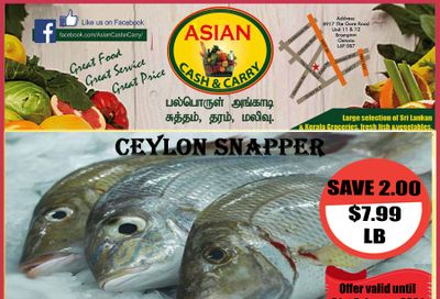 Asian Cash & Carry Flyer February 19 to 25
