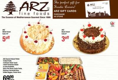 Arz Fine Foods Flyer February 19 to 25