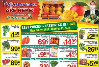 Fruiticana (Calgary) Flyer February 19 to 25
