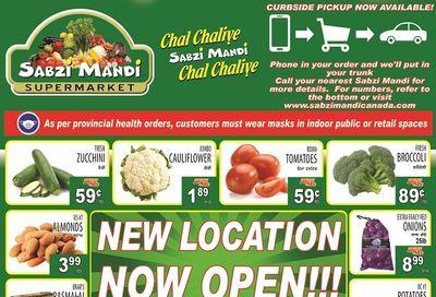 Sabzi Mandi Supermarket Flyer February 19 to 24