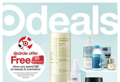 Target Weekly Ad Flyer February 21 to February 27