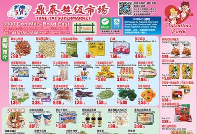 Tone Tai Supermarket Flyer February 7 to 13