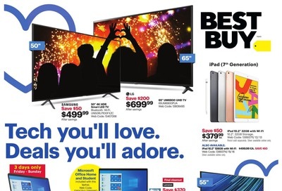 Best Buy Flyer February 7 to 13