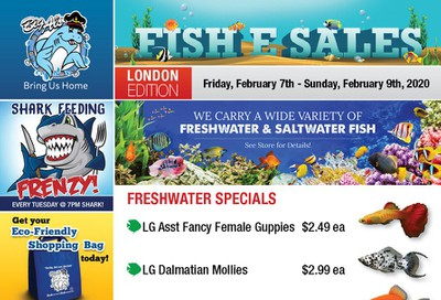 Big Al's (London) Weekend Specials February 7 to 9