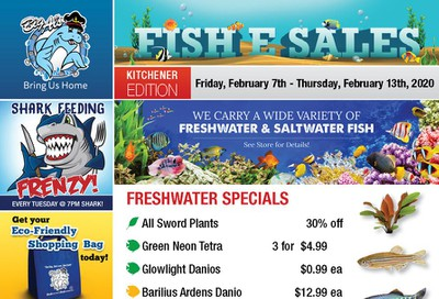 Big Al's (Kitchener) Weekly Specials February 7 to 13