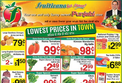 Fruiticana (BC) Flyer February 7 to 12