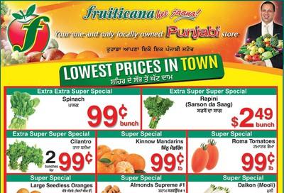 Fruiticana (Calgary) Flyer February 7 to 12