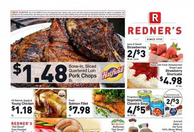 Redner's Markets Weekly Ad Flyer February 18 to February 24