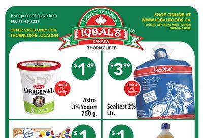 Iqbal Foods Flyer February 19 to 28