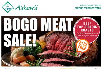 Askews Foods Flyer February 21 to 27
