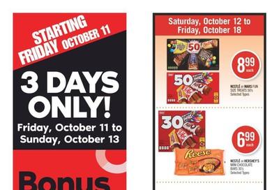 Shoppers Drug Mart (West) Flyer October 12 to 18