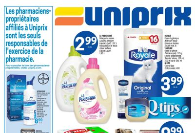 Uniprix Flyer February 25 to March 3