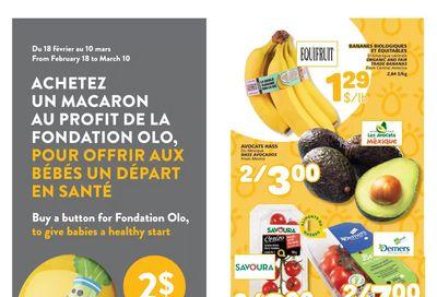 Marche Bonichoix Flyer February 25 to March 3