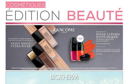 Jean Coutu (QC) Beauty Insert February 25 to March 10