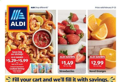 ALDI (IL) Weekly Ad Flyer February 17 to February 23