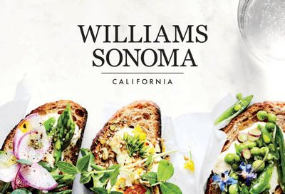 Williams-Sonoma Weekly Ad Flyer February 23 to March 2