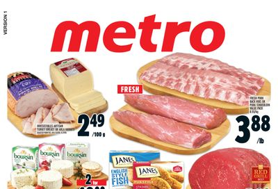 Metro (ON) Flyer February 25 to March 3