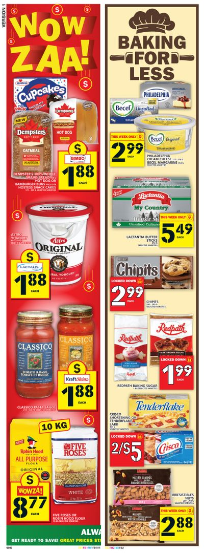 Food Basics Flyer February 25 to March 3