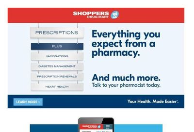 Shoppers Drug Mart (ON) Flyer February 27 to March 4
