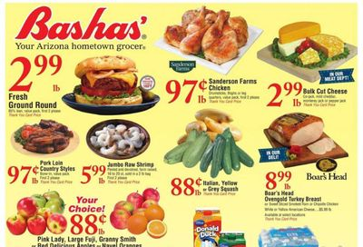 Bashas' Weekly Ad Flyer February 24 to March 2