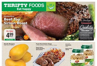 Thrifty Foods Flyer February 25 to March 3