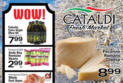 Cataldi Fresh Market Flyer February 24 to March 2