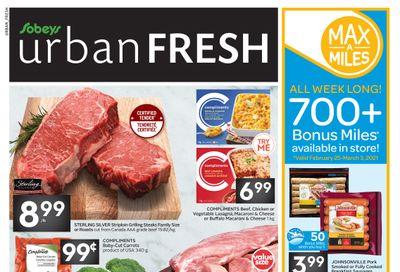 Sobeys Urban Fresh Flyer February 25 to March 3