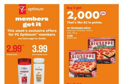 Loblaws City Market (West) Flyer February 25 to March 3