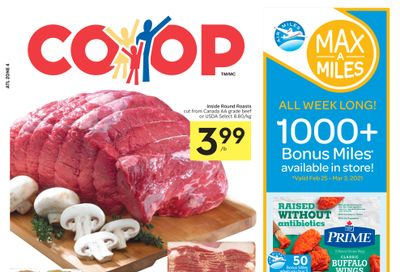 Foodland Co-op Flyer February 25 to March 3