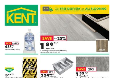 Kent Building Supplies Flyer February 25 to March 3