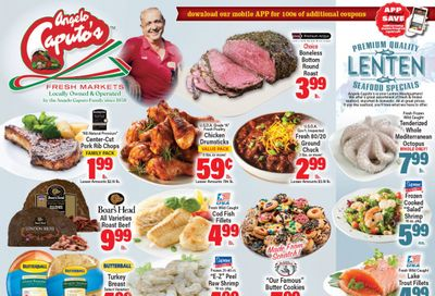 Angelo Caputo's Weekly Ad Flyer February 24 to March 2, 2021