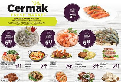 Cermak Fresh Market (WI) Weekly Ad Flyer February 24 to March 2, 2021