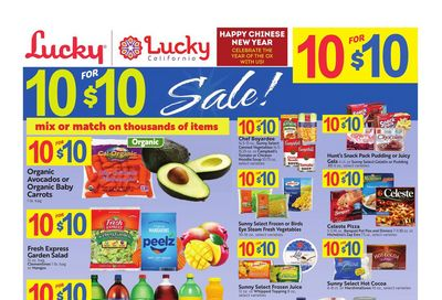 Lucky Weekly Ad Flyer February 24 to March 2, 2021