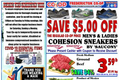 Fredericton Co-op Flyer February 25 to March 3