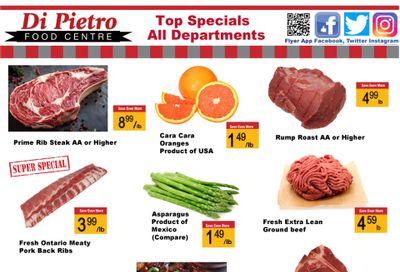 Di Pietro Food Centre Flyer February 25 to March 3