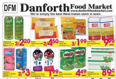 Danforth Food Market Flyer February 25 to March 3