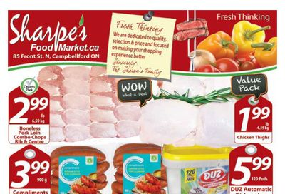 Sharpe's Food Market Flyer February 25 to March 3