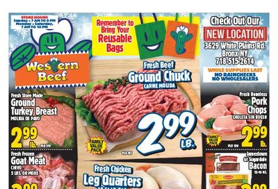 Western Beef Weekly Ad Flyer February 25 to March 3, 2021