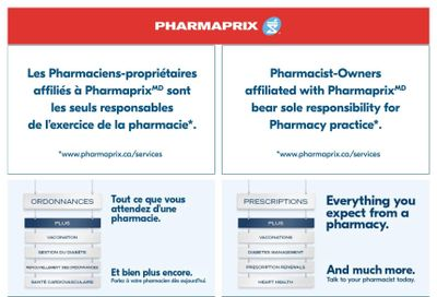 Pharmaprix Flyer February 27 to March 4
