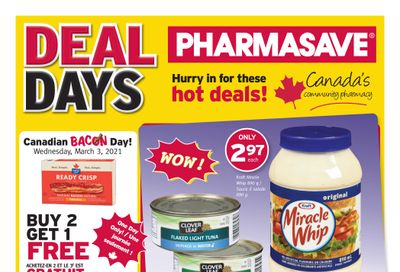 Pharmasave (NB) Flyer February 26 to March 4