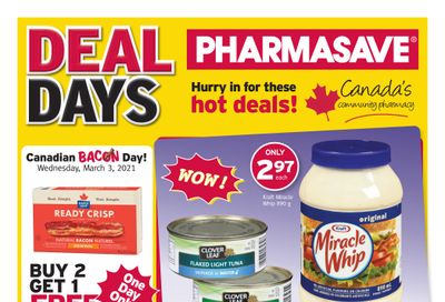 Pharmasave (Atlantic) Flyer February 26 to March 4