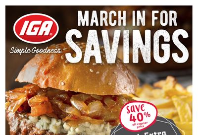 IGA Stores of BC Flyer February 26 to March 4