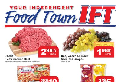 IFT Independent Food Town Flyer February 26 to March 4